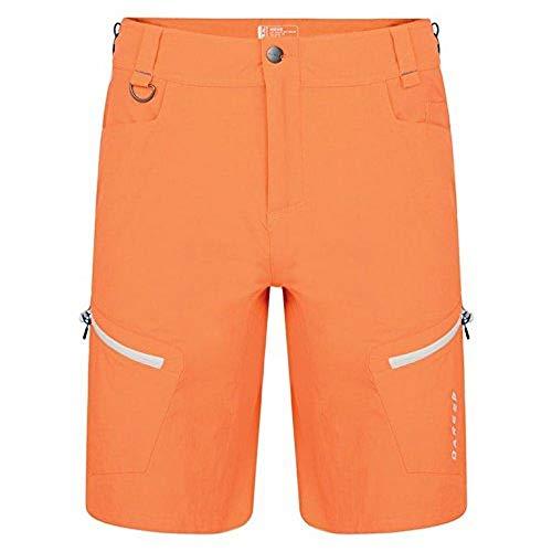 Dare 2B Tuned in, Pantaloncini Uomo, Pumpkin, 40'