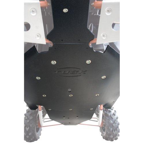 Tusk Quiet-Glide Skid Plate 3/8' - Fits: Polaris RANGER RZR XP 4 1000 2014-2015