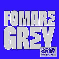 FOMARE「Grey」の歌詞を収録したCDジャケット画像