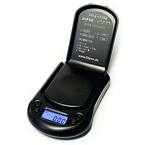 Digitalwaage Dipse PSM250 psm-250 psm 250 x 0,05g Scale