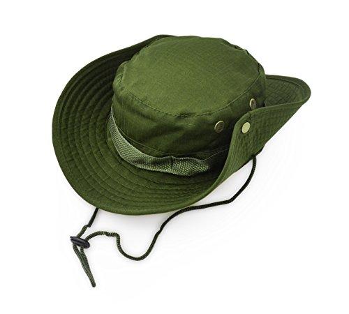 UltraKey Boonie Hut, Klassische Buschhüte, Sonnenhüte, Fischerhüte, Eimerkappen mit Armeekampfstil 5