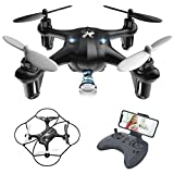 Mini Drone with Camera,WiFi FPV Quadcopter with HD Camera,Selfie...