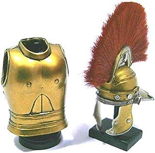 武Ⅳ(もののふ)MONONOFU 世界の兜シリーズ[単品] 11 「アイアンアーマー+古代ギリシャ式甲(ゴールド)」 観賞用フィギュア 刀 兜 槍 鉾 盾 ソード アーマー ヘルム