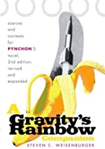 Best a gravity's rainbow companion Reviews