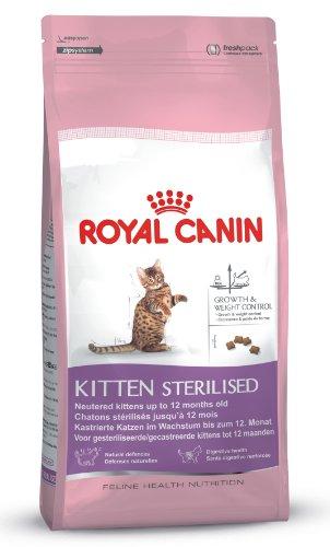 Royal Canin Comida para gatos Kitten Sterilised 400 Gr 🔥