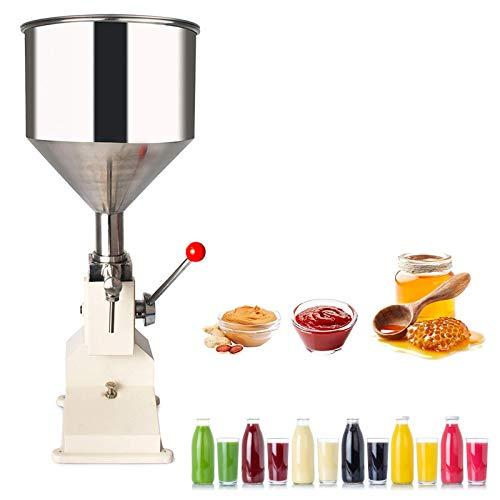 Máquina de llenado líquida SUSEMSE 5-50ml llenador de botellas ajustable máquina de...