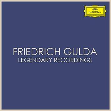 Friedrich Gulda - Legendary Recordings