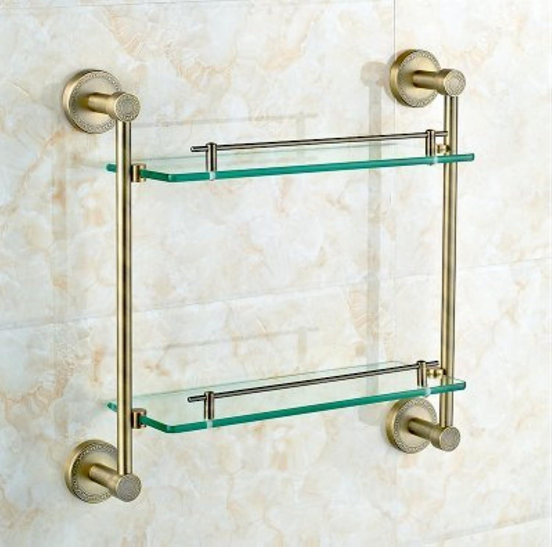 Bathroom copper antique flat racks,A-@wei