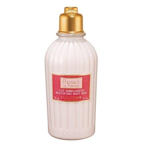 L 'Occitane Leche de belleza rosas y reinas 250 ml.