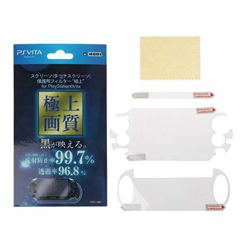 Ontracker Ultra Clear HD-Schutzfolie für Oberflächenschutz für Psvita PSV 1000-Konsole