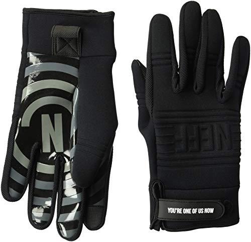 Neff Herren daily glove Handschuhe für spezielle Anlässe, schwarz, Klein