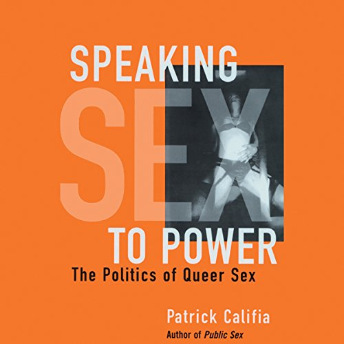Speaking Sex to Power audiobook cover art