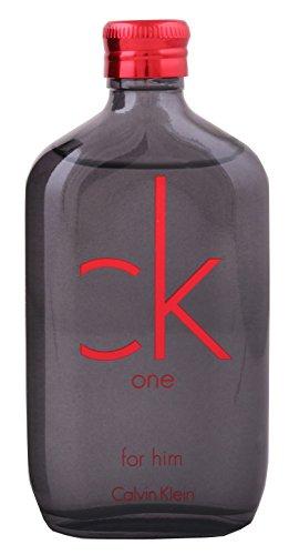 Ck One Red Edition Eau de Toilette 50 ml Spray Uomo