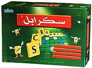 سكرابل عربى 100 حرف SN7776 من نيلكو