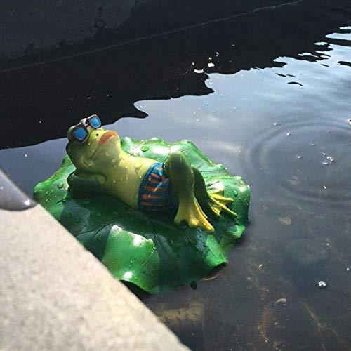 Accueil Décorations Art Artisanat décoration grenouille cour jardinage jardin extérieur rocailles étang à poissons aquarium