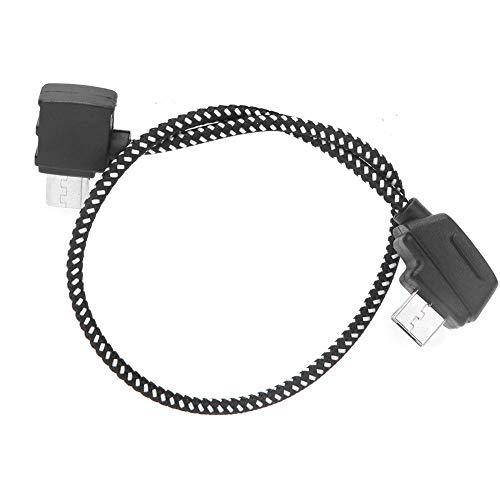 RC Datakabel, cMicro-USB Tablet naar Controller Kabel 207mm Datakabel Compatibel met DJI Mavic Mini RC Drone