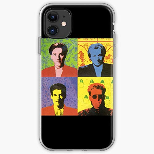 Running Boys 42 Jazz The Johnny Pop Pet Sprout Prefab Level Shop British Swing Sisters out Hates Family In Cubierta de la Caja del telefono de diseno unico Snap/Glass para iPhone, Samsung,