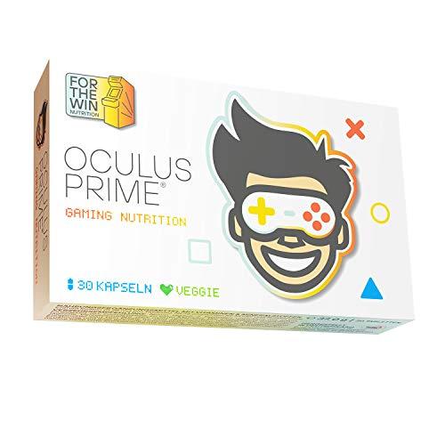 FTWIN Oculus Prime | ADVANCED EYE PROTECTION | Monatspackung mit 30 Kapseln