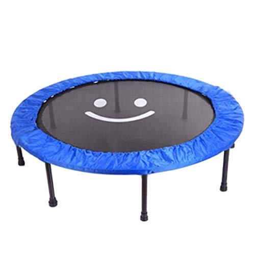 ZHAOJBC Fitnessruimte Trampoline voor Kinderen/Kind 48 Inch Fitness Bouncer, Ideaal voor Binnen/buiten - Max Load 100KG
