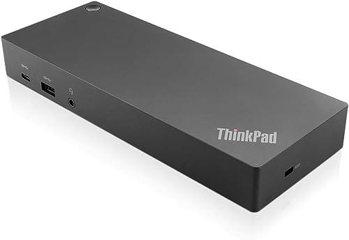 40AF0135US ThinkPad Hybrid USB-C with USB-A Dock (American Standard Plug Type