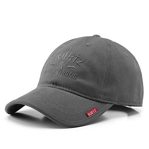 CapHerren Kappe Trucker Cap Baseball Caps Mit Mesh Breathable Snapback Dad Hüte Für Männer Frauen Adjustable Graybaseballcap