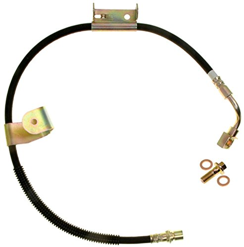 ACDelco 18J4317 Professional Front Passenger Side Hydraulic Brake Hose Assembly