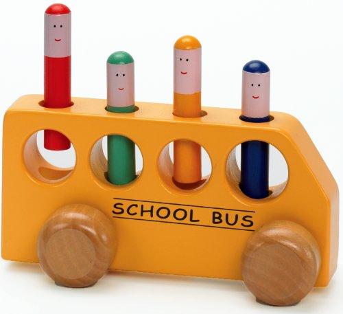 D'origine Toy Company 59537 Pop Up School Bus