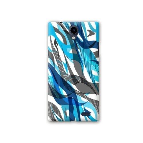 Cokitec case Schale Archos 55 Platinum Etnic abstrait - Algue B
