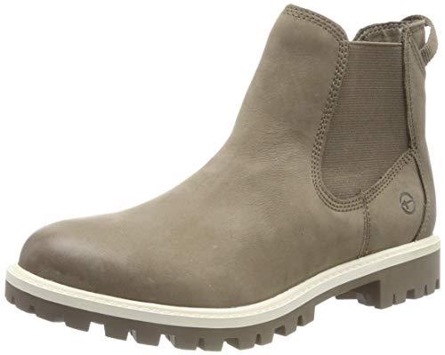 Tamaris Damen 1-1-25921-23 Chelsea Boots, Braun (Pepper 324), 37 EU