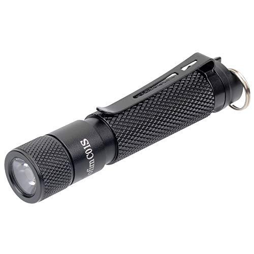 Sofirn C01S EDC AAA keychain Flashlight, Bright 100 Lumens Luminus SST20 Mini Kids Light