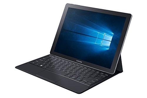 """Samsung Galaxy TabPro S Tablet da 12"""" FHD SuperAMOLED, Processore Intel Core M3, 4 GB RAM, Nero [Versione Italiana] [Italia]"""