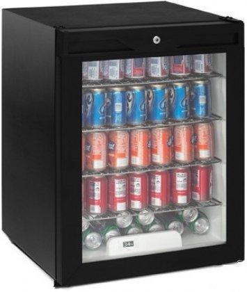 U-line ADA24RGLB13 ADA Height Compliant Glass Door Refrigerator