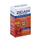 Zicam Cold Remedy Lozenges, Wild Cherry Flavor, 25 Count