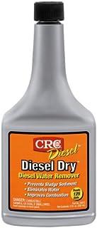 CRC Industries Diesel Dry Water Remover - 12 OZ.