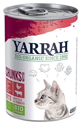 YARRAH -   Bio Katzenfutter