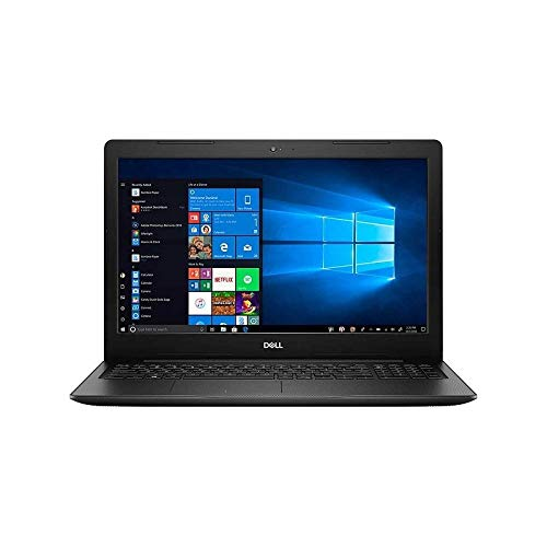 Dell Inspiron 3593 15.6-inch FHD Laptop (10th Gen i3-1005G1/4GB/1TB HDD/Win 10 + MS Office/Integrated Graphics/Black) D560236WIN9B