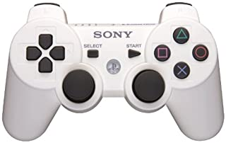 PlayStation 3 Dualshock 3 Wireless Controller (Classic White) (B003WY86L6) | Amazon price tracker / tracking, Amazon price history charts, Amazon price watches, Amazon price drop alerts