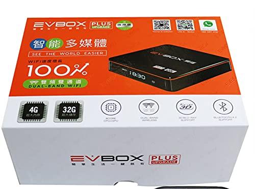 ev-Box ev-pad 电视机顶盒。一年免费质保。美国纽约实体售后门店质保