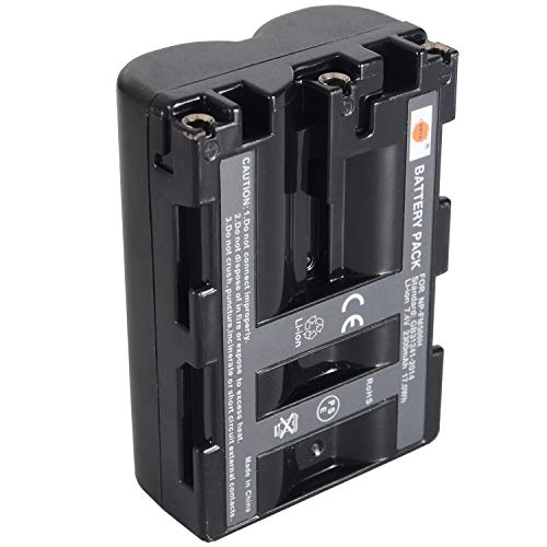 DSTE® NP-FM500H Li-ion Batería para Sony a200, a300, a350, a700, Alpha a58,...