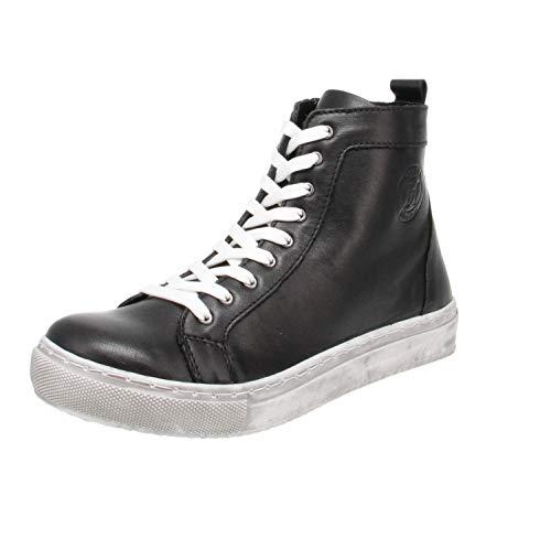 Maca Kitzbühel 2818 - Damen Schuhe Freizeitschuhe - Nero, Größe:37 EU