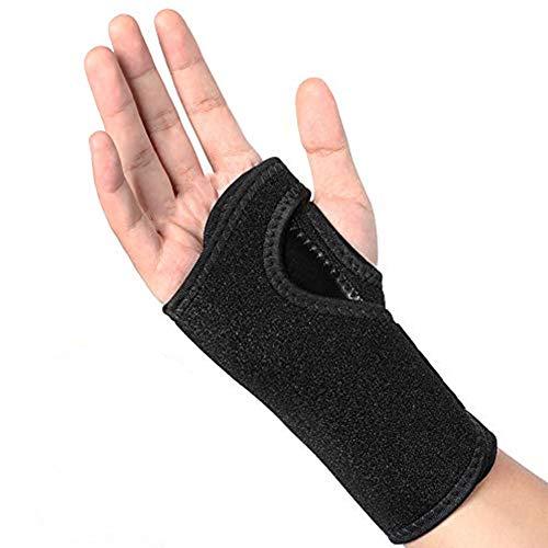 Handgelenk Bandagen Schienen, Atmungsaktive Karpaltunnelsyndrom Handgelenk Support Kompressionsband für Karpaltunnel, Arthritis, Sehnenentzündung. Karpaltunnelschiene zur Schmerzlinderung, Rechte hand