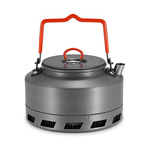 YINZHI Bollitore Tool Bollin 1L Pot Portatile Pot Pieghevole Maniglia Pieghevole Tableware Kettle...