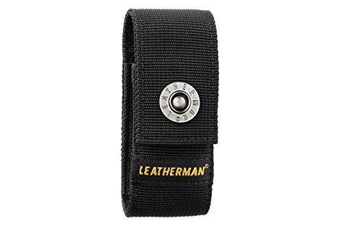 LEATHERMAN LT934927 SHEATH FUNDAS PARA HERRAMIENTAS COMPACTAS, Schwarz, Small