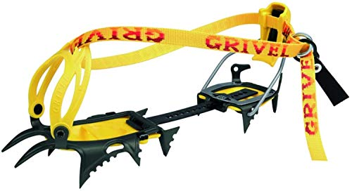グリベル(Grivel) アイゼン 12本爪 エアーテック・ニューマチック GVRA073A02 【日本正規品】, ブラック on...