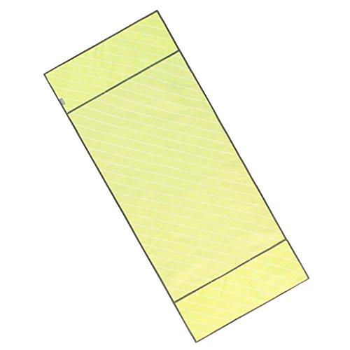 Sharplace 1x Housse de Machine à Laver Protecteur Étanche à Poussière Housse de Protection pour Machine - Jaune