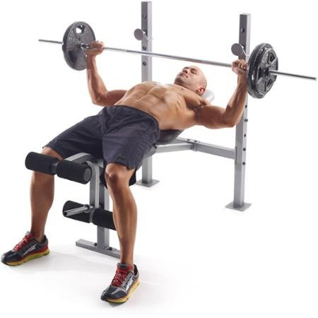 Gold's Gym XR 6.1 Weight Bench (Weight Bench)