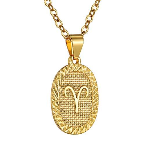 Medalla dorada de Aries