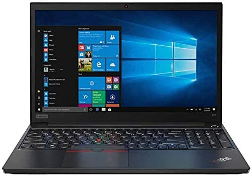 Lenovo thinkpad e15 (20t80005us) laptop, 15. 6' fhd display, amd ryzen 5 4500u upto 4. 0ghz, 8gb ram, 256gb nvme ssd, hdmi, displayport via usb-c, card reader, wi-fi, bluetooth, windows 10 pro