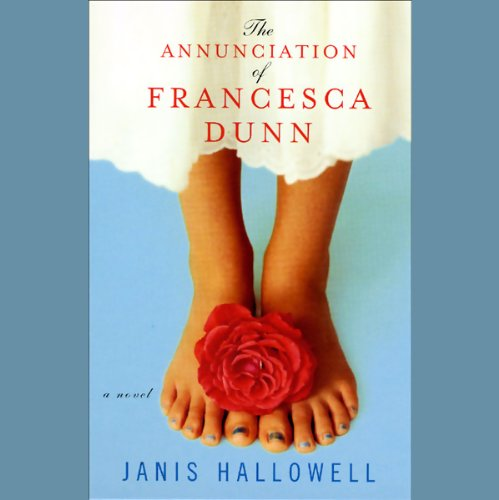 The Annunciation of Francesca Dunn cover art