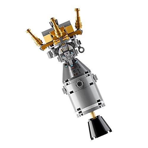 Fusée Saturn V Mission Programme Apollo LEGO NASA 21309 - 1969 Pièces - 1